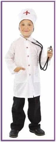 Карнавальный костюм доктор Айболит