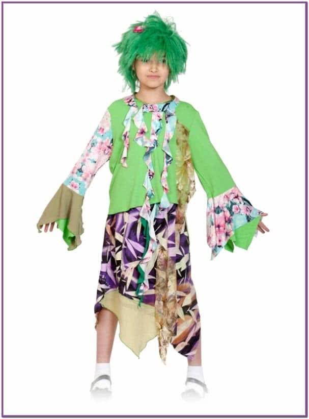 Карнавальный костюм Кикиморы