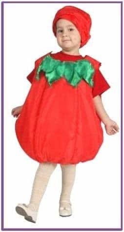 Карнавальный костюм Помидор