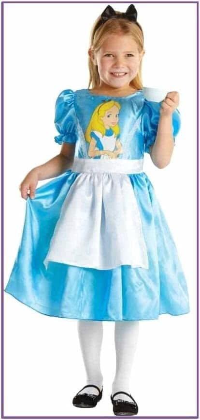 Классический костюм Алисы