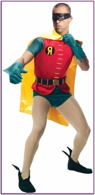 Классический костюм Робина Deluxe