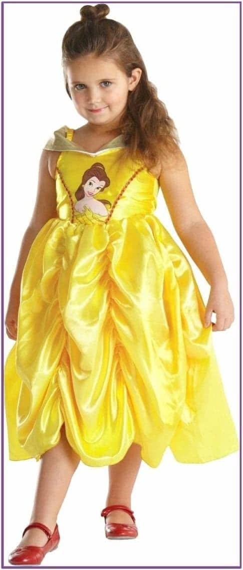 Классическое детское платье Бэлль