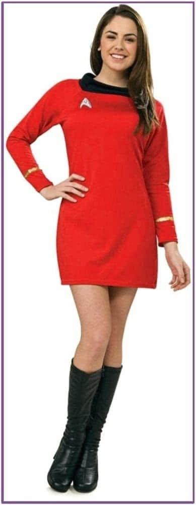 Классическое платье Ухуры Star Trek
