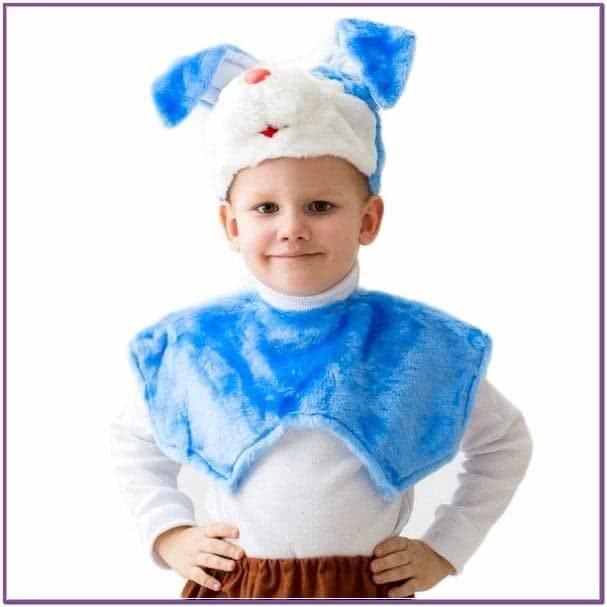 Комплект кролика для мальчиков