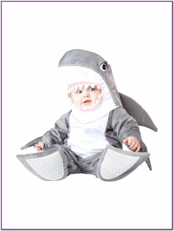 Костюм акулы