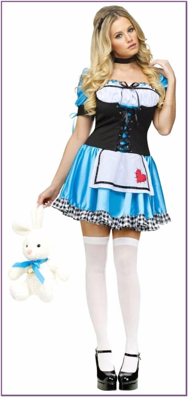 Костюм Алисы из сказки