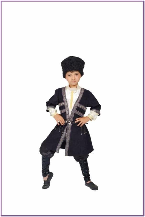 Костюм Азербайджанского мальчика