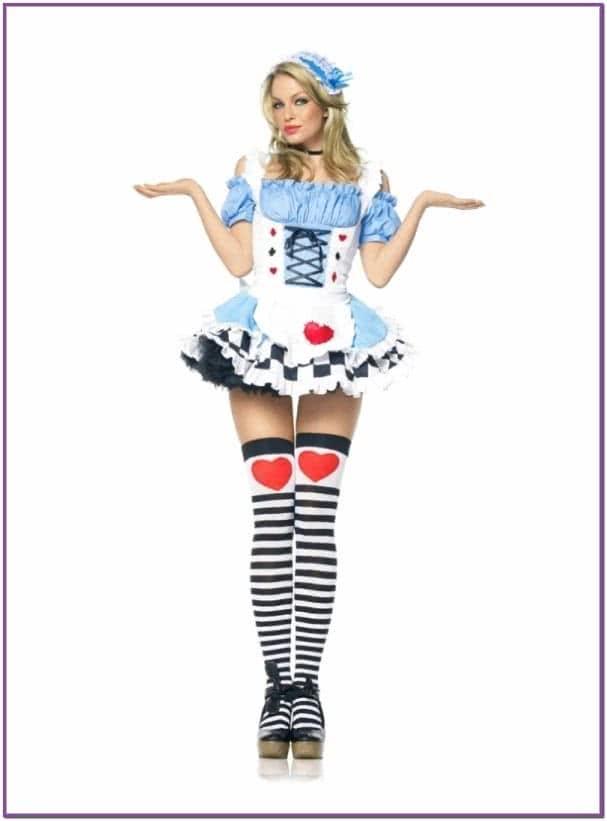Костюм чудесной мисс Алисы