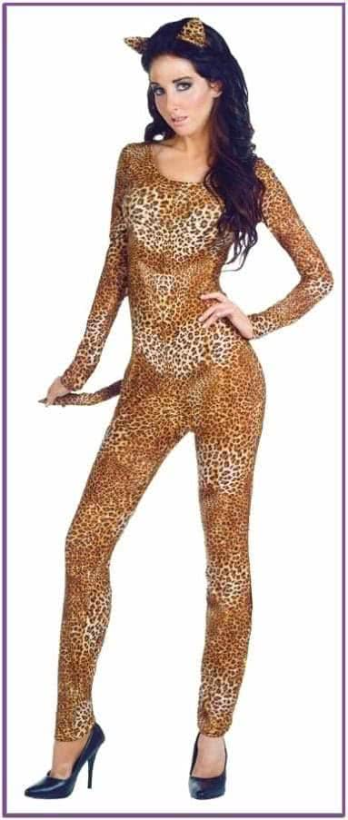 Костюм дерзкой леопардши