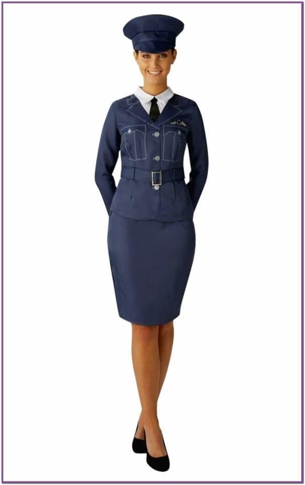 Костюм девушки ВВС