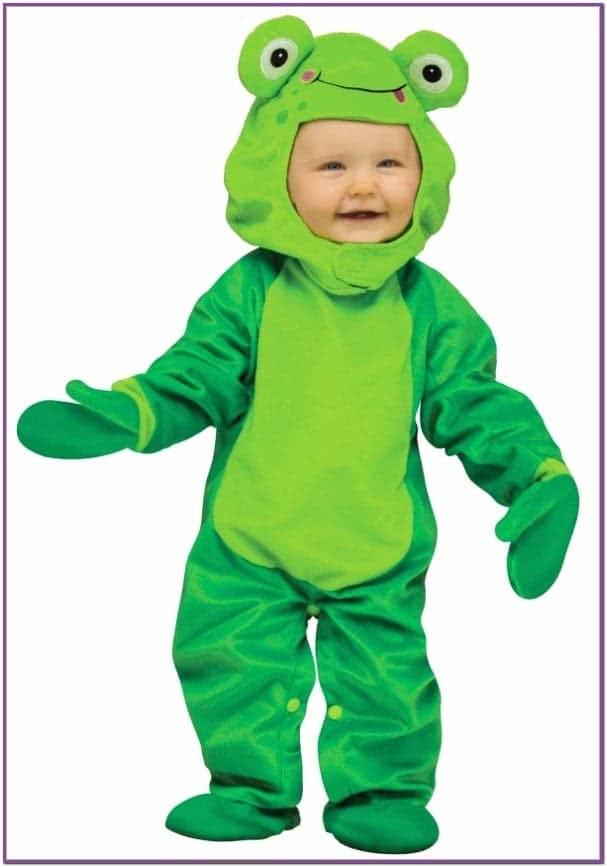 Костюм для малышей Лягушка