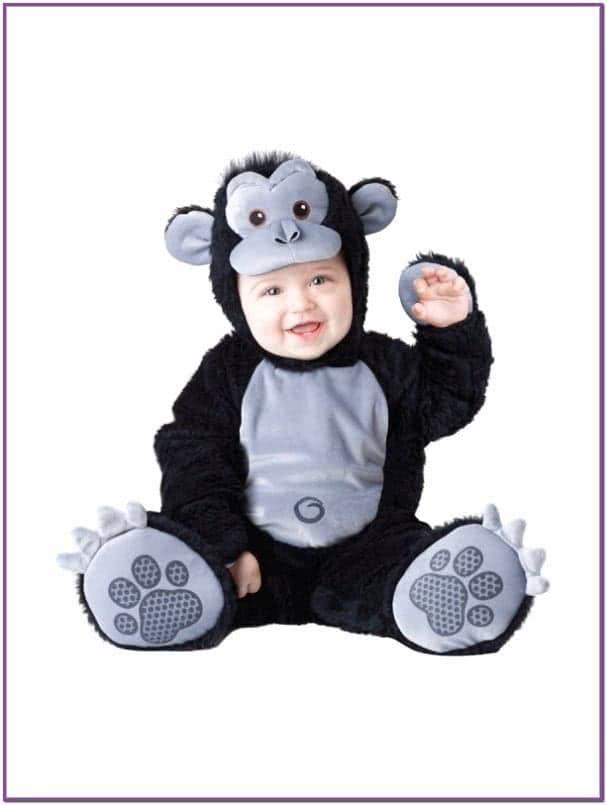 Костюм гориллы детский