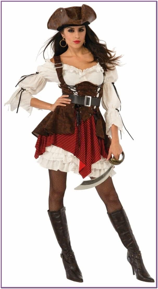 Костюм Пиратки Пенни