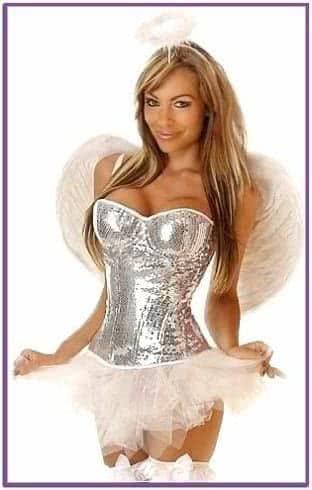 Костюм рассветного ангела