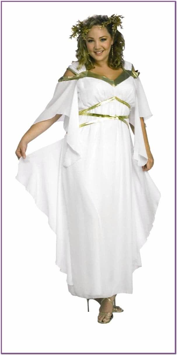 Костюм римской богини