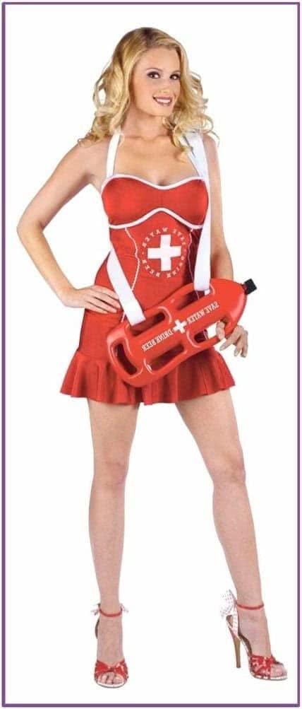 Костюм  спасательницы