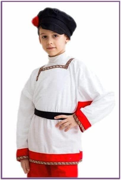 Костюм Ванюши