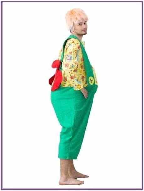 Набивной костюм Карлсона