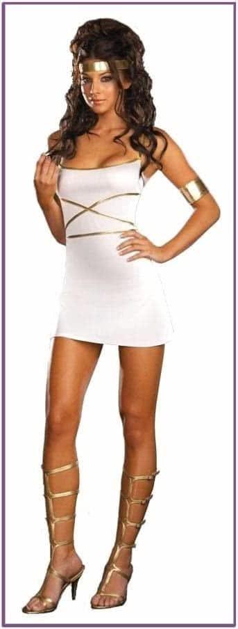 Обтягивающее платье Богини