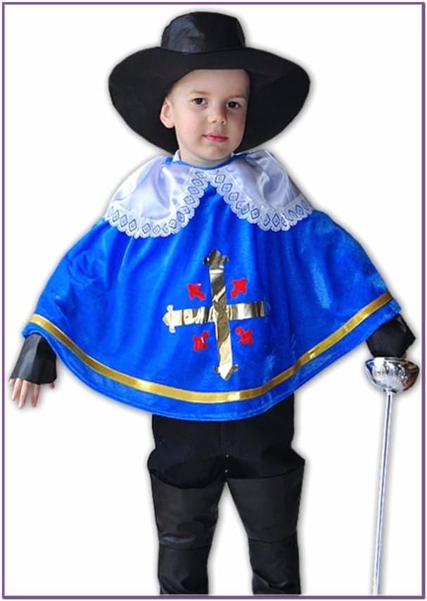 Велюровый костюм мушкетера