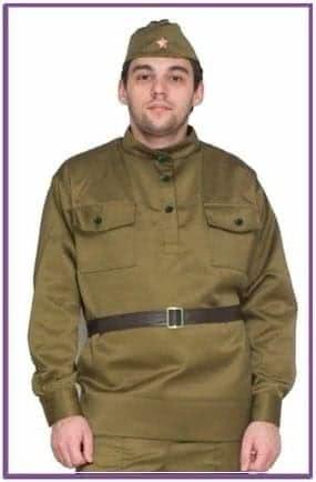 Военный костюм для мужчин