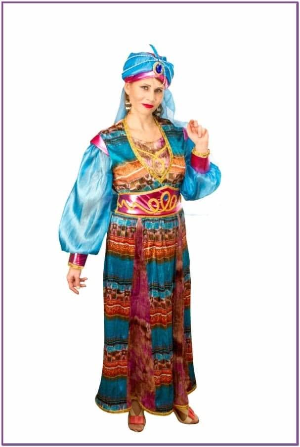 Взрослый костюм Восточной Принцессы