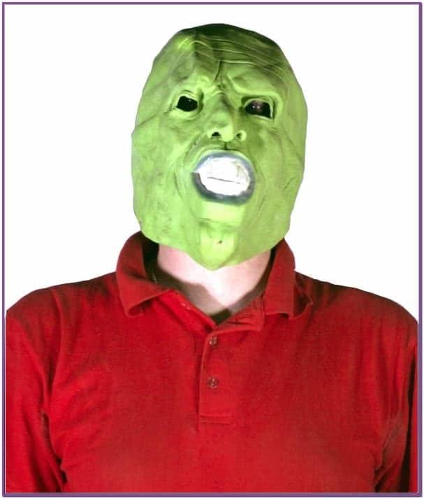Зеленая маска из фильма