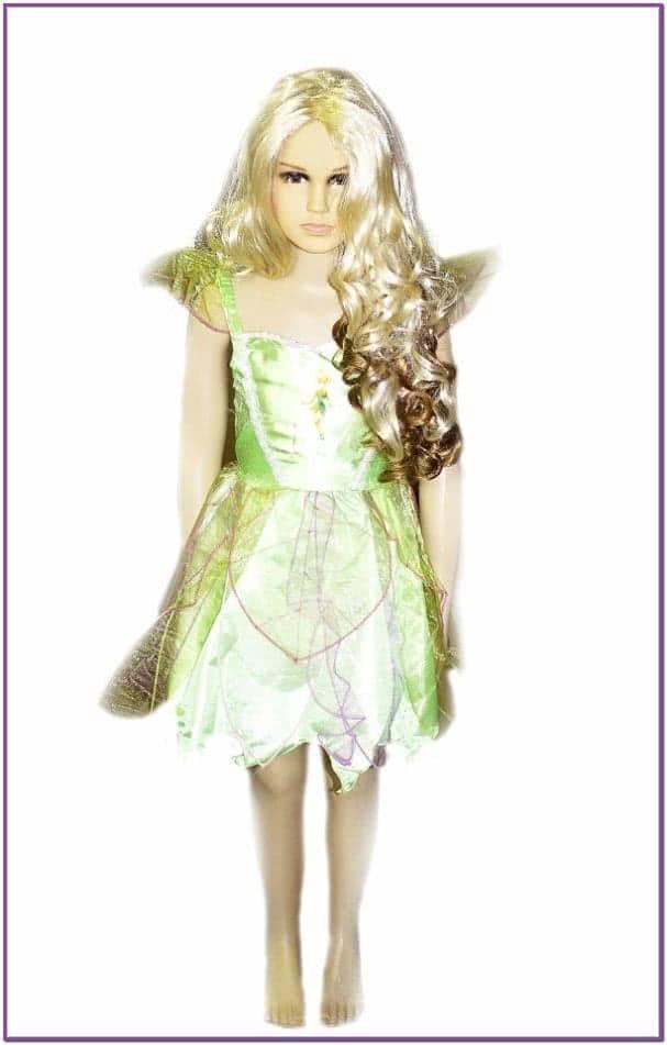 Зеленый костюм Феи Динь Динь