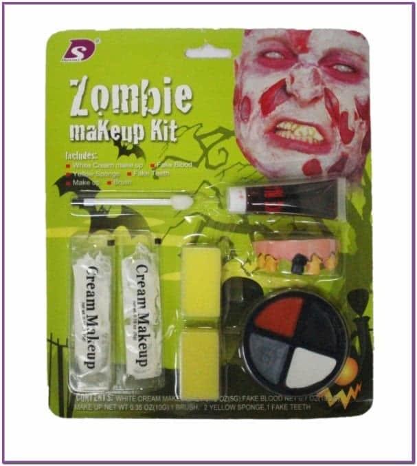Зомби набор грима