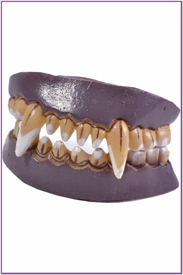 Зубы оборотня